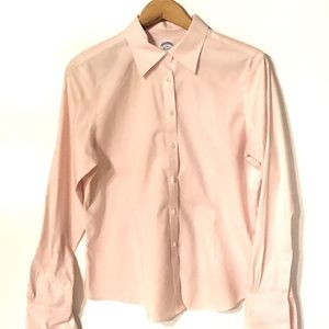 Brooks Brother Pink Button Down